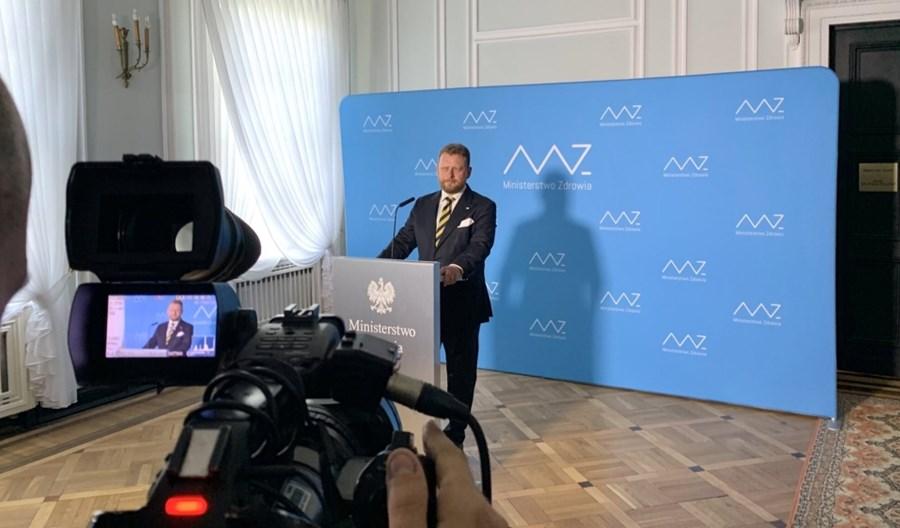 Łukasz Szumowski złożył rezygnację z funkcji ministra zdrowia