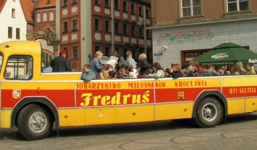 Wrocław. Autobus Freduś będzie wyremontowany