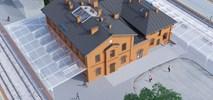 PKP SA z ofertami na przebudowę dworca Rzepin