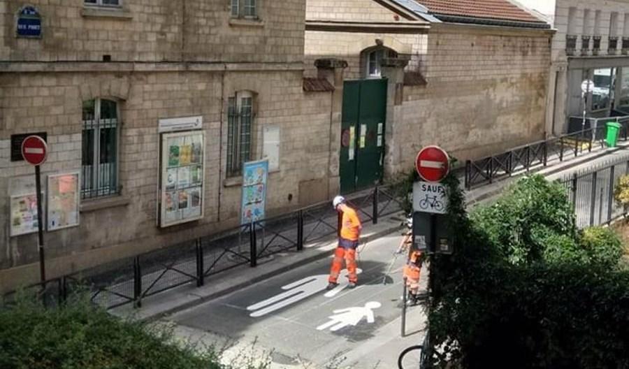 Paryż ogranicza dowożenie samochodami do szkół