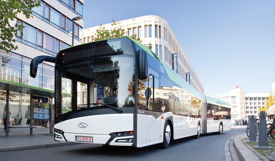 Solaris na ścieżce wzrostu. 1560 sprzedanych pojazdów w 2020 r., zapowiedź premiery Urbino 9 LE electric