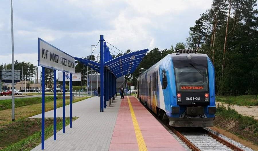 Szczecin: Integracja taryfowa kolei i komunikacji miejskiej w 2022 r.
