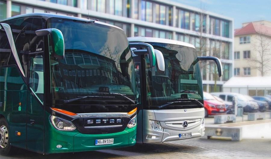 Reorganizacja w EvoBusie. Firma przejmie sprzedaż autokarów Setra