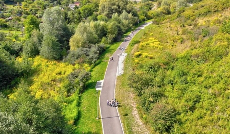 Gdańsk: Przetarg na dokończenie ścieżki pieszo-rowerowej z Łostowic do Parku Oruńskiego