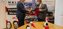 MZA Warszawa zawarły umowę z Autosanem na 90 gazowców LNG