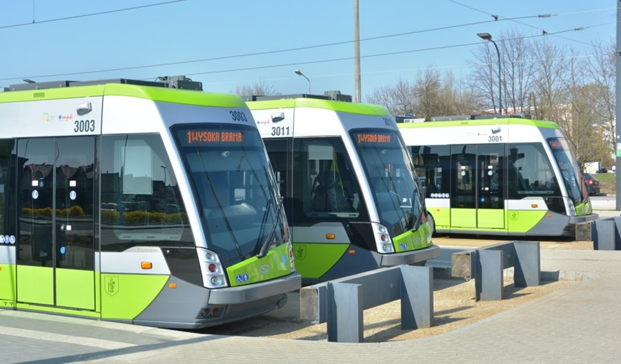 Olsztyn. Rozbudowa tramwaju poczeka na wyrok sądu