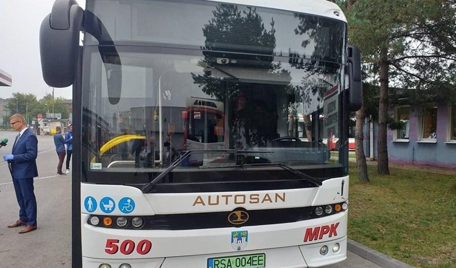 Autosan z umową na elektrobusy dla Częstochowy