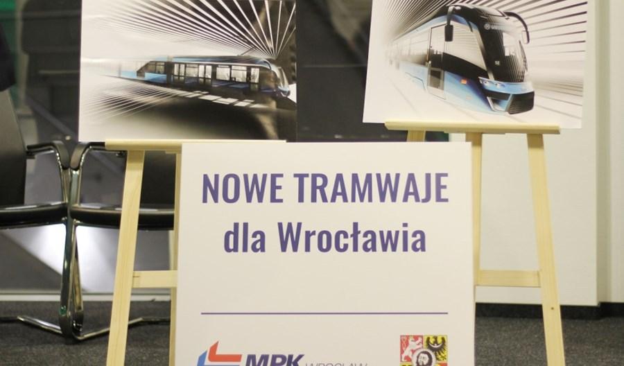 MPK Wrocław podpisało umowę z Modertransem na nowe tramwaje. Pierwszy pojazd za dwa lata