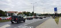 Poznań: Buspas na ul. Garbary będzie dłuższy, bez buspasa na Mieszka I