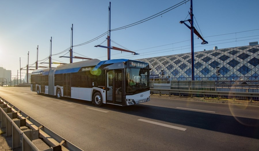 Pierwsze elektrobusy dla Szczecina. Umowa podpisana
