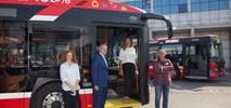 Parma: Prezentacja nowych autobusów, w tym Solarisa