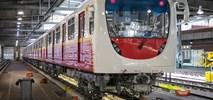 Metro: Nowy uśmiech wagonów tzw. nowej serii 81