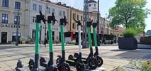 Lublin porozumiewa się z operatorami hulajnóg