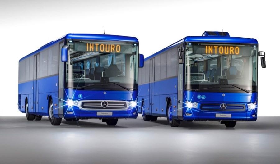Mercedes-Benz prezentuje nowości – eCitato G, Intouro i Sprinter City 75