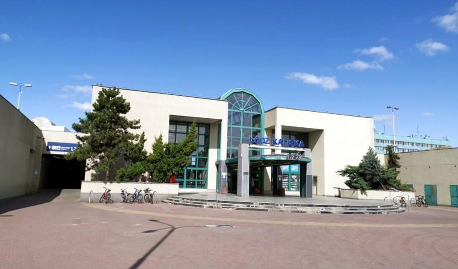 Łódź rekomendowała PKP zmianę położenia Dworca Kaliskiego
