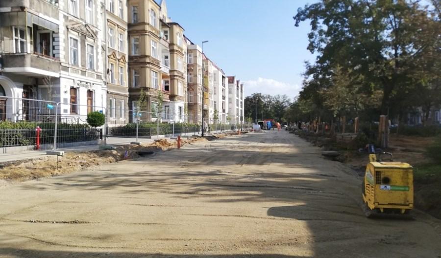 Szczecin: Zmienia się aleja Jana Pawła II
