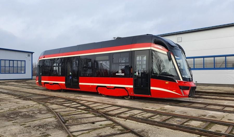 Tramwaje Śląskie rozstrzygnęły przetarg na dodatkowy tramwaj dwukierunkowy