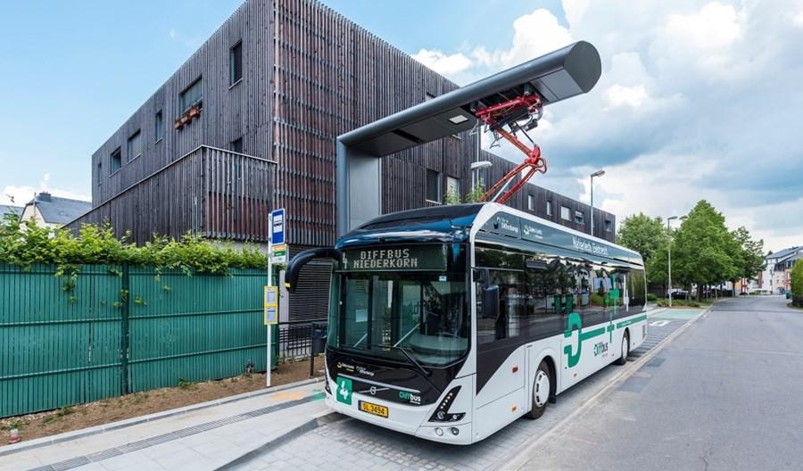 Łódź kupuje ładowarki od Ekoenergetyki dla elektrobusów Volvo