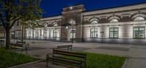 Zabytkowy dworzec w Białymstoku po remoncie [zdjęcia]