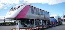 Tajlandia będzie miała monorail. Pierwsze wagony dostarczone