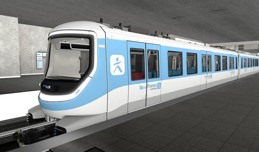 Alstom zaprezentował autonomiczne metro dla Grand Paris Express