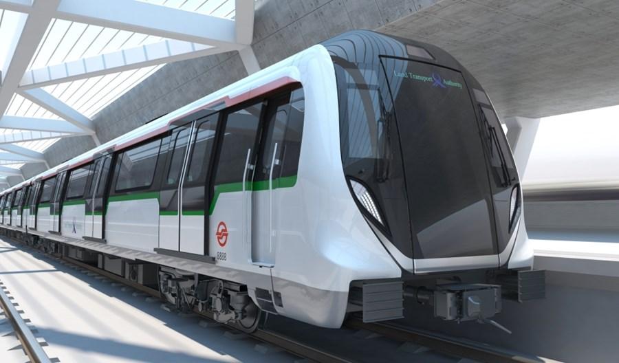 Bombardier dostarczył już 800 wagonów dla metra w Delhi
