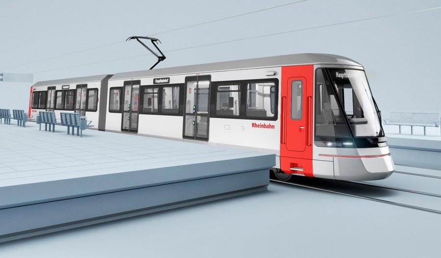 Siemens dostarczy 109 lekkich pojazdów szynowych do Zagłębia Ruhry