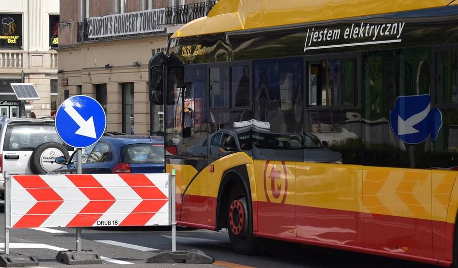 ZTM Warszawa: Nie możemy kontrolować czasu pracy kierowców