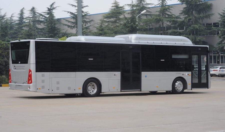 Chińskie elektrobusy za unijne pieniądze pojadą w Polkowicach