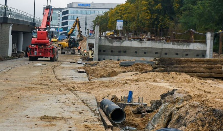 Łódź: Śmigłego-Rydza znów z przełożonym terminem