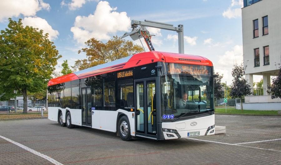Solaris potroił dostawy elektrobusów. 20 proc. rynku w Europie i wzrost EBITDA o 68 proc.