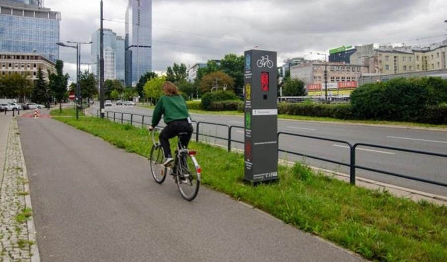Warszawa: Kulisy powstawania totemów rowerowych
