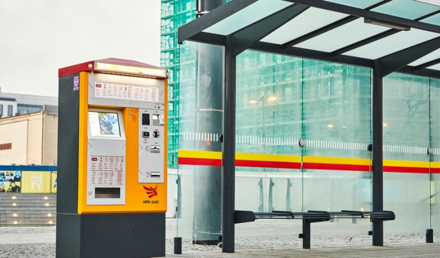 Mera Systemy z kontraktem na biletomaty na rynku niemieckim