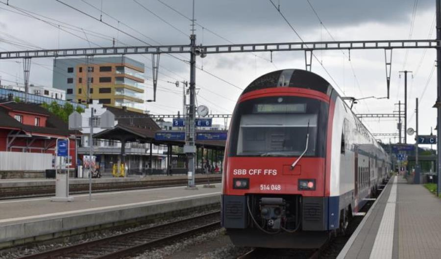 S-Bahn Zurych – historia sukcesu