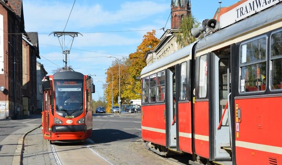 Tramwaje Śląskie z ofertami na przebudowę torów tramwajowych w Mysłowicach