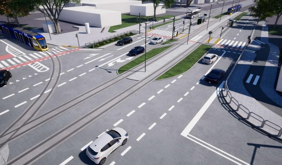 Toruń: Jest umowa na remont torowisk tramwajowych za ponad 100 mln zł