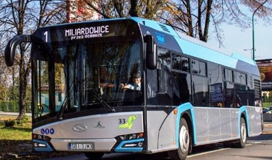 PKM Czechowice-Dziedzice kupują elektryczne przegubowce