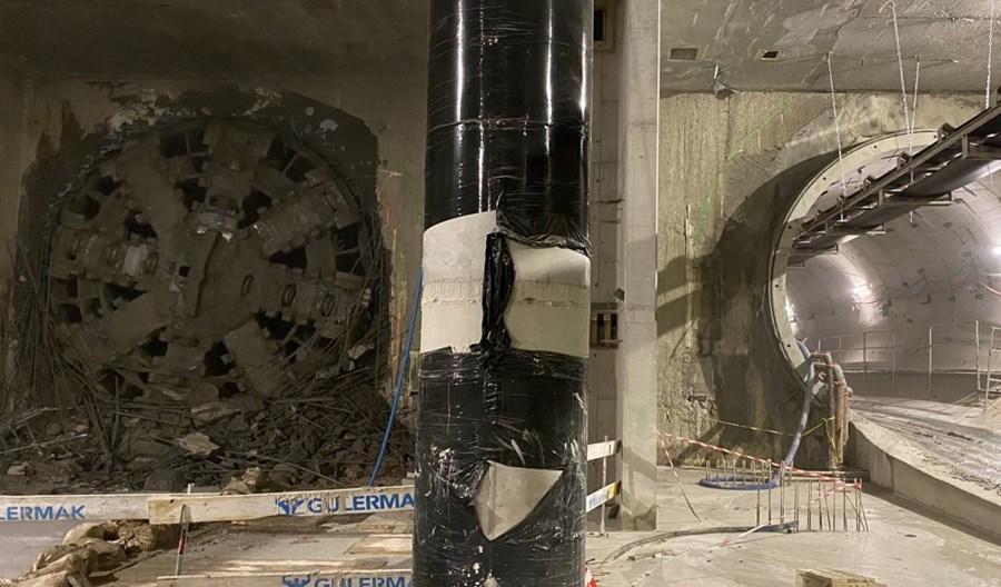 Metro: Elisabetta na Ulrychowie. Oba tunele między Wolą a Bemowem przebite