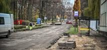 Częstochowa: Trwa przebudowa Łukasińskiego. Tramwajowe pamiątki zostają