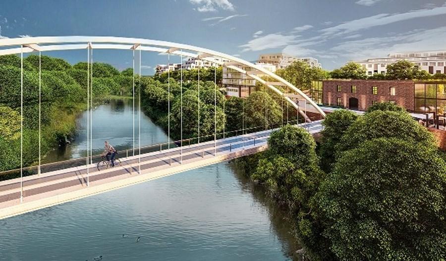 Poznań: Prywatny inwestor wybuduje mosty i kładkę