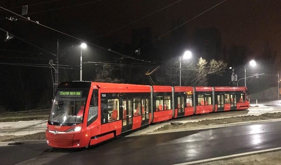 Bratysława kupuje 30 tramwajów. W planach więcej