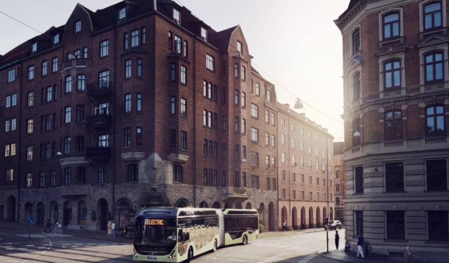 Wrocławska fabryka Volvo z zamówieniami na ponad 850 zelektryfikowanych autobuysów