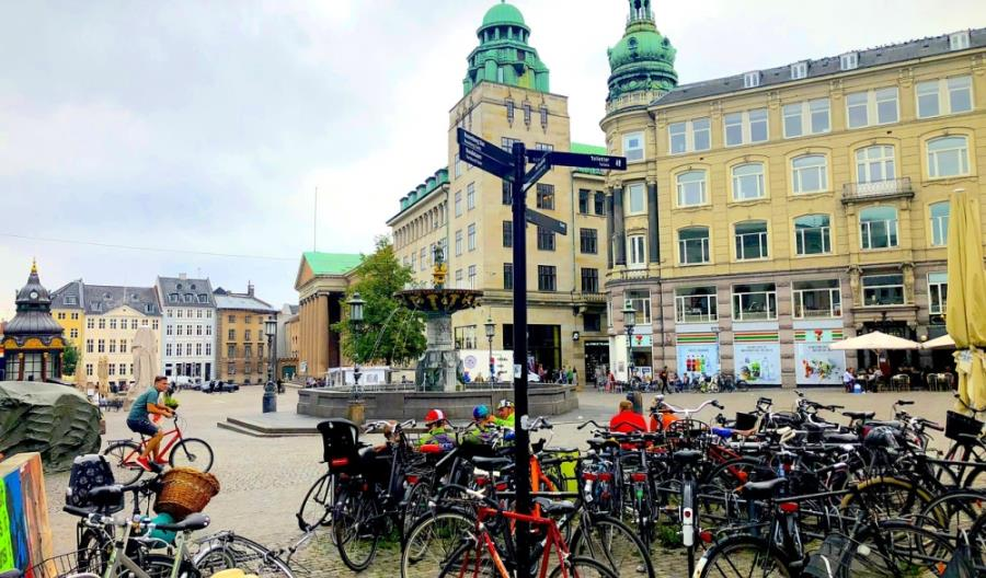 COVID może sprzyjać rowerom. Kopenhaga wciąż wzorem do naśladowania