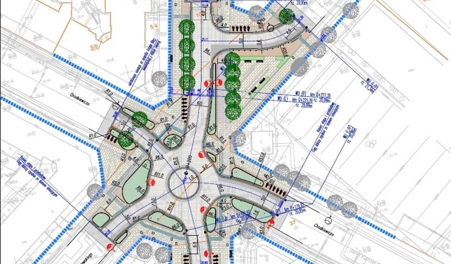 Szczecin: Kolejne ulice w centrum do przebudowy. Powstaną rondo i wyniesione przejścia