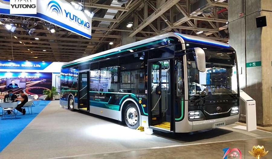 Yutong zapewni ponad 1000 autobusów na mundial w Katarze. W tym 741 elektrobusów