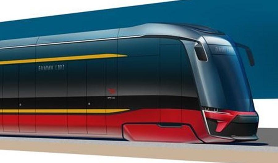 Łodzianie wybrali malowanie nowych tramwajów Moderus Gamma