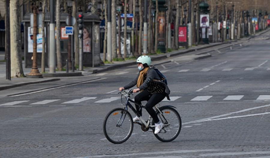 Masowa kradzież rowerów w Paryżu. Niektóre z nich trafiają za granicę