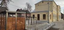 Dworzec w Malczycach po przebudowie otwarty dla podróżnych