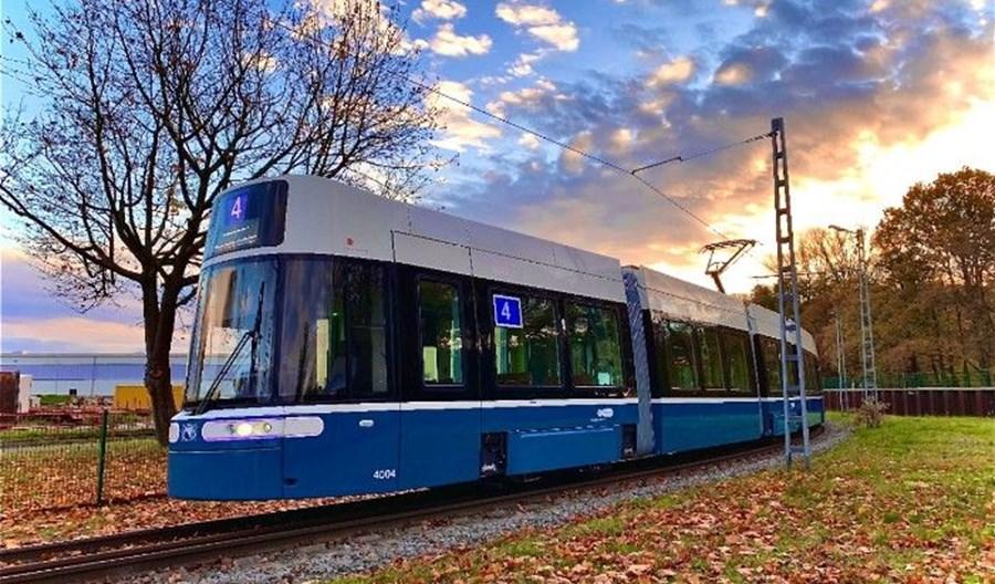 Bombardier z kontraktem na 40 dodatkowych tramwajów dla Zurychu