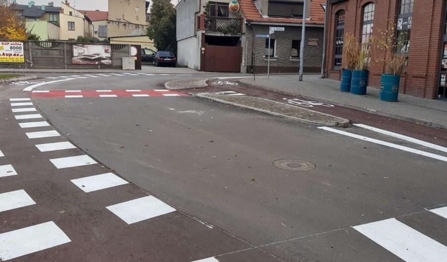 Pleszew wpisał infrastrukturę rowerową w ciasne centrum